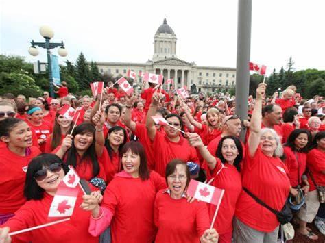 Người Dân Canada Là Những Người Có Chỉ Số Sung Sướng Hạnh Phúc Nhất Thế Giới