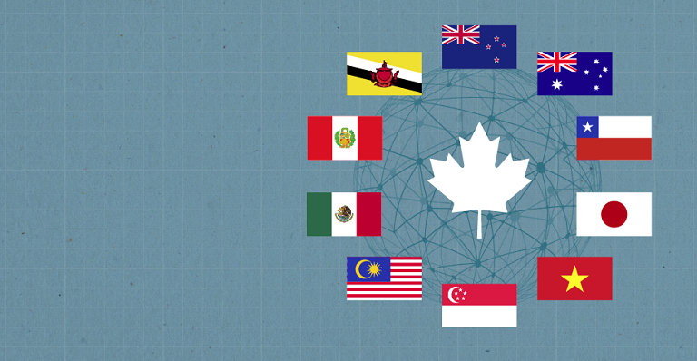 Canada Chính Thức Tham Gia Đàm Phán Hiệp Định TPP Mới