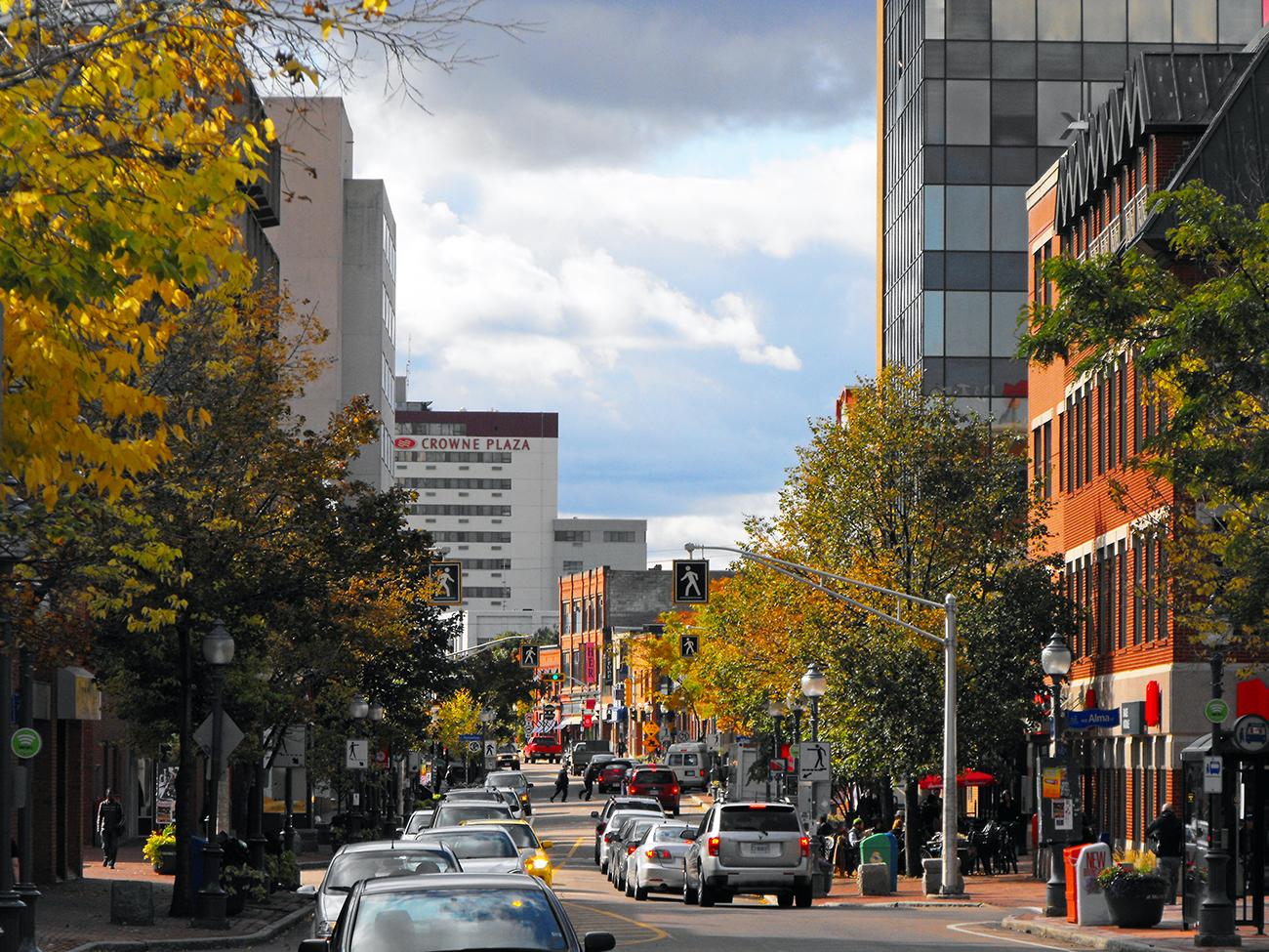 Triển Vọng  Tốt Về Việc Làm Tại Thành Phố Moncton, Canada