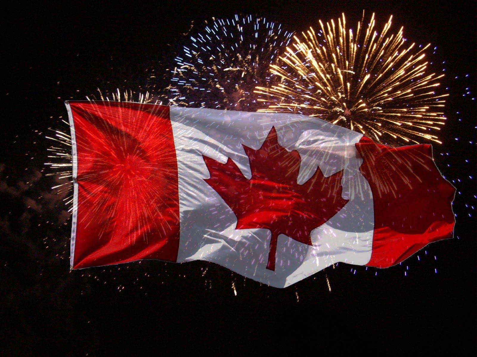 Canada Ăn Mừng Ngày Lễ Quốc Khánh