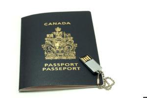 Canada Bắt Đầu Thực Hiện Hộ Chiếu Điện Tử An Toàn Thuận Tiện