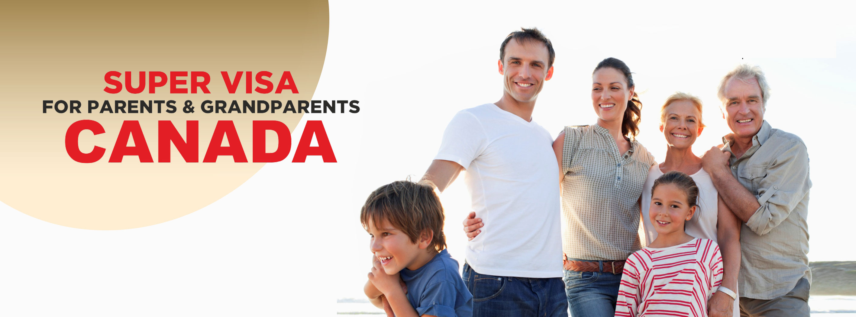 Canada Chào Đón Số Lượng  Hồ Sơ Lớn Nhất Diện Cha Mẹ Và Ông Bà Trong Gần 20 Năm