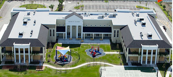 Dự Án Trường Bán Công Charter School Florida – Giai Đoạn 12 – Sunrise Charter School Cập Nhật Xây Dựng
