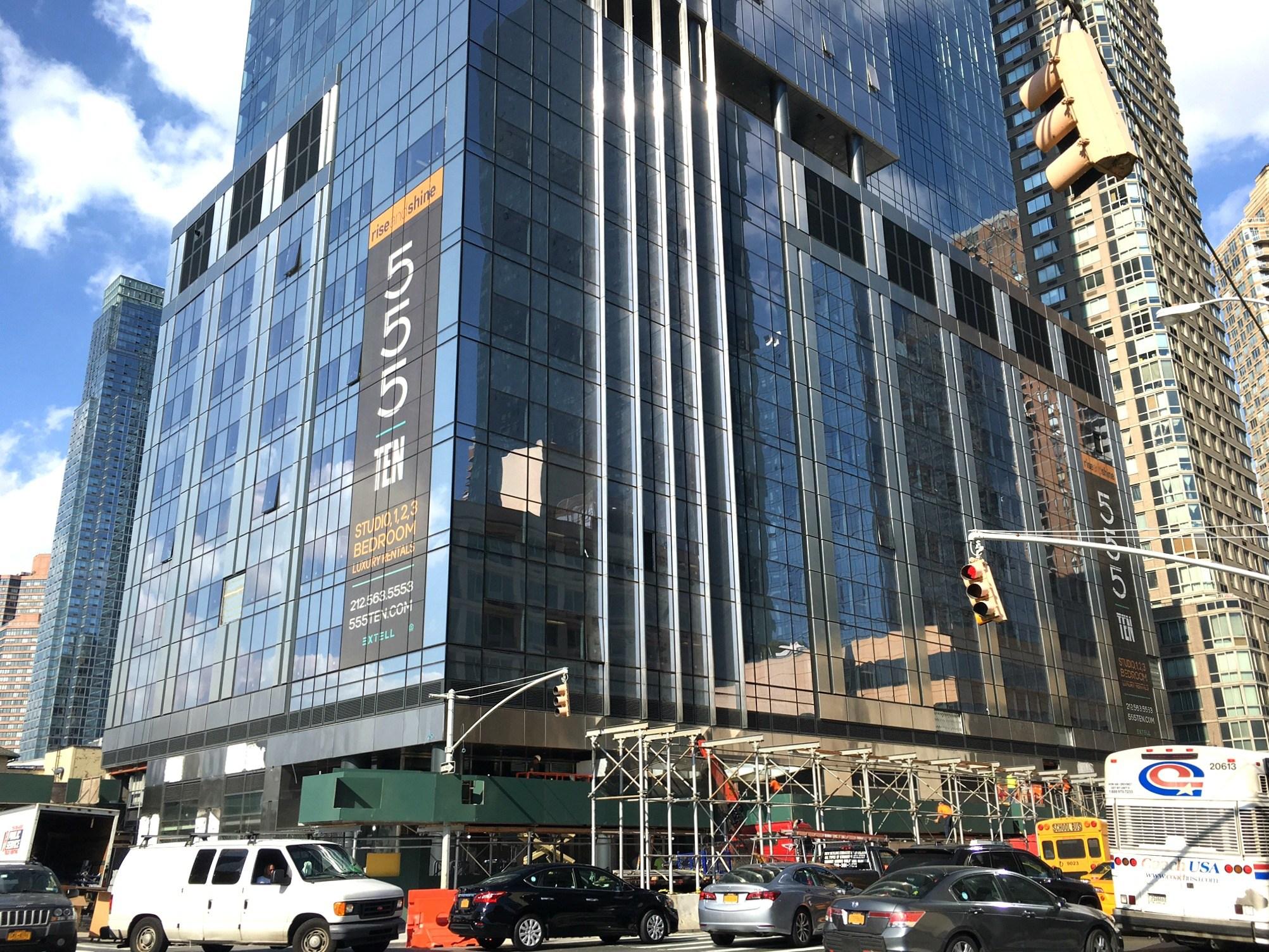 Điểm Mạnh Của Dự Án Extell Tòa Tháp Thương Mại 555 Đại Lộ Số 10 New York