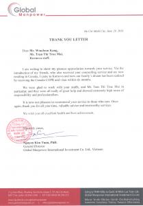 Kornova tri ân khách hàng nhân 10 năm tiên phong và dẫn đầu ngành di trú tại Việt Nam