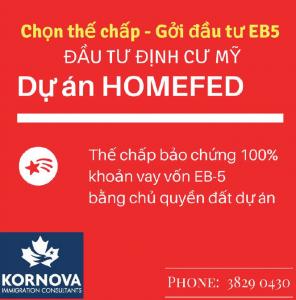 Những ưu điểm hàng đầu của dự án Homefed nổi bật trên thị trường EB5