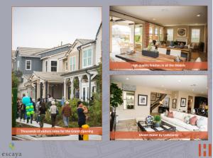Cập nhật dự án khu đô thị Escaya - tập đoàn địa ốc hàng đầu Homefed 28-06-2017