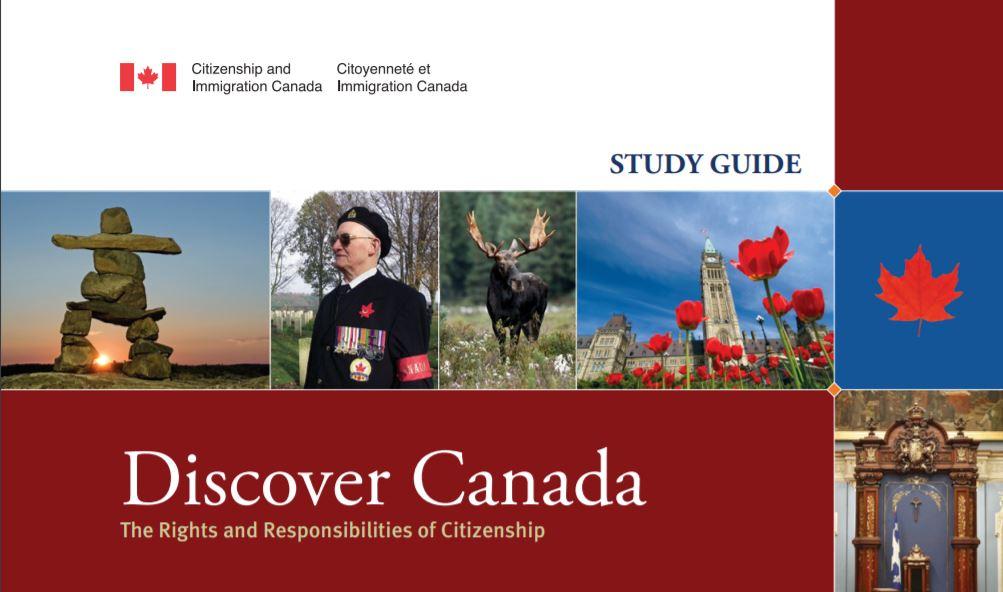 Bộ Hướng Dẫn Học Thi Quốc Tịch Khám Phá Canada (Discover Canada) Phát Hành Dạng Sách Nói