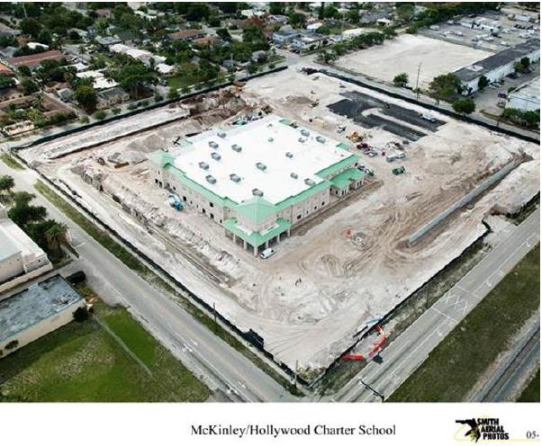 Cập Nhật Dự Án Trường Bán Công Florida - Giai Đoạn 10