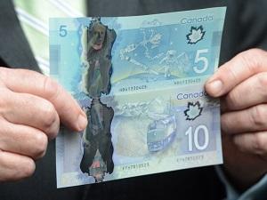 Ngân Hàng Canada Công Bố Đồng 5 Đô-La Và 10 Đô-La Canada