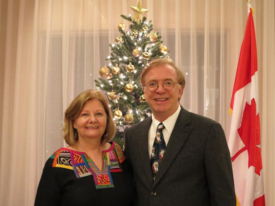 Đại Sứ Canada Tại Việt Nam Gởi Lời Chúc Mừng Giáng Sinh