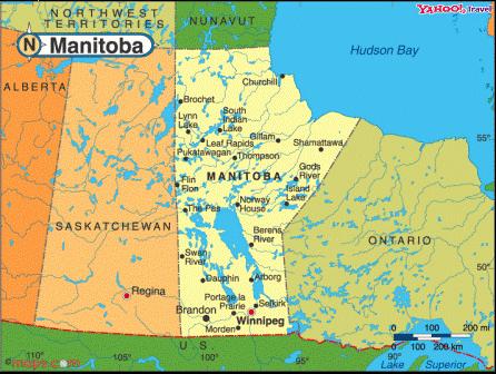 Cư Dân Manitoba Là Những Người Giàu Lòng Từ Thiện Nhất
