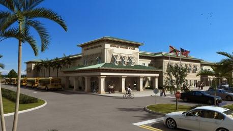 Dự Án Trường Bán Công Charter School - Giai Đoạn 11 – Boynton Beach - Florida