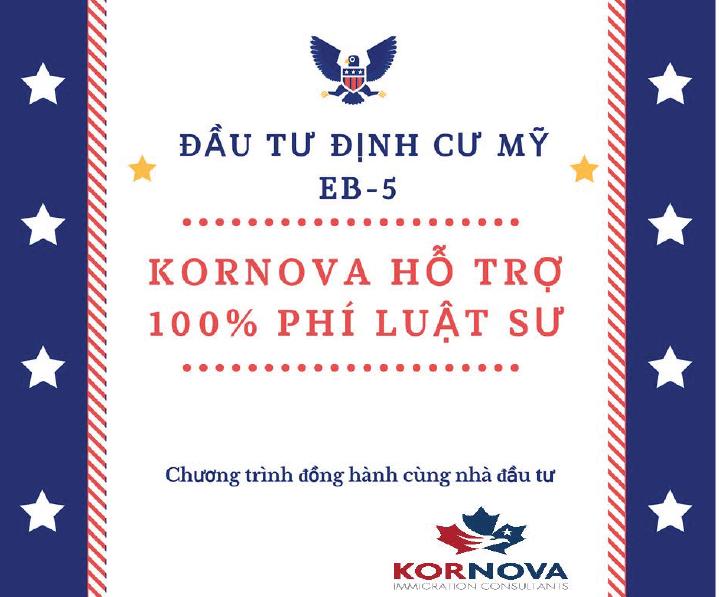 Kornova tặng 100% phí luật sư thụ lý hồ sơ cho khách hàng đầu tư trước 31.3.2017