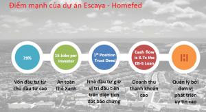 Dự Án EB5 Homefed - Khu Đô Thị Escaya Tổng Khai Trương Ngày 10/06/2017
