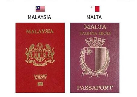 """Những tấm hộ chiếu """"quyền lực"""" nhất thế giới 2015"""