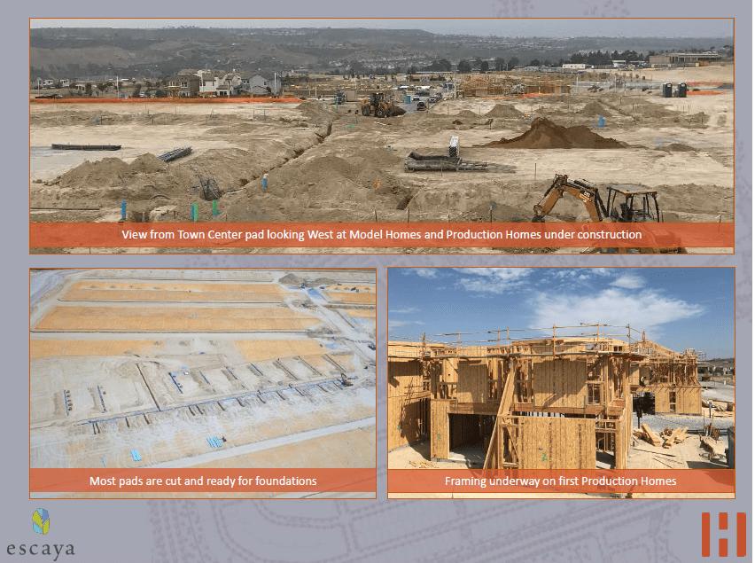 Cập Nhật Dự Án Khu Đô Thị Escaya Ngày 22/07/2017