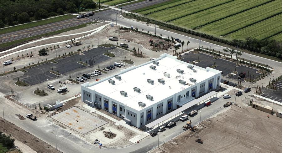 Cập Nhật Tiến Độ Dự Án Trường Bán Công Florida - Dự Án Giai Đoạn 24 - Happy Hollow Charter School Palm Beach