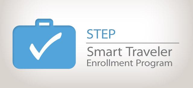 Chương Trình Smart Traveler Enrollment Program (Step) Cung Cấp Thông Tin Cập Nhật Về Nơi Bạn Dự Định Đến Ở Mỹ.