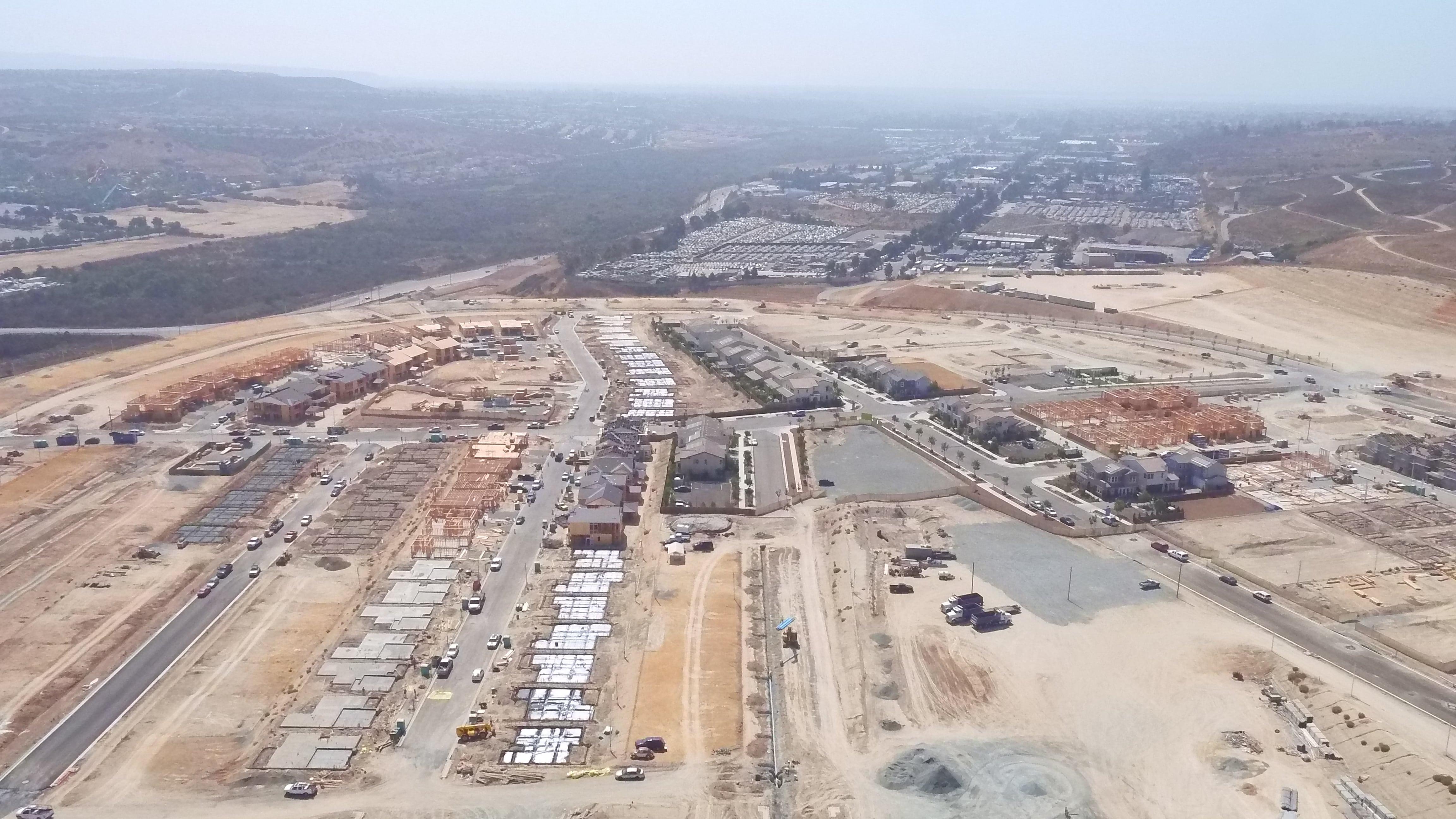 Dự Án EB5 Khu Đô Thị Escaya – San Diego – Khai Trương Chào Bán Nhà