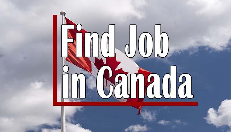 Cách Tìm Việc Làm Ở Canada