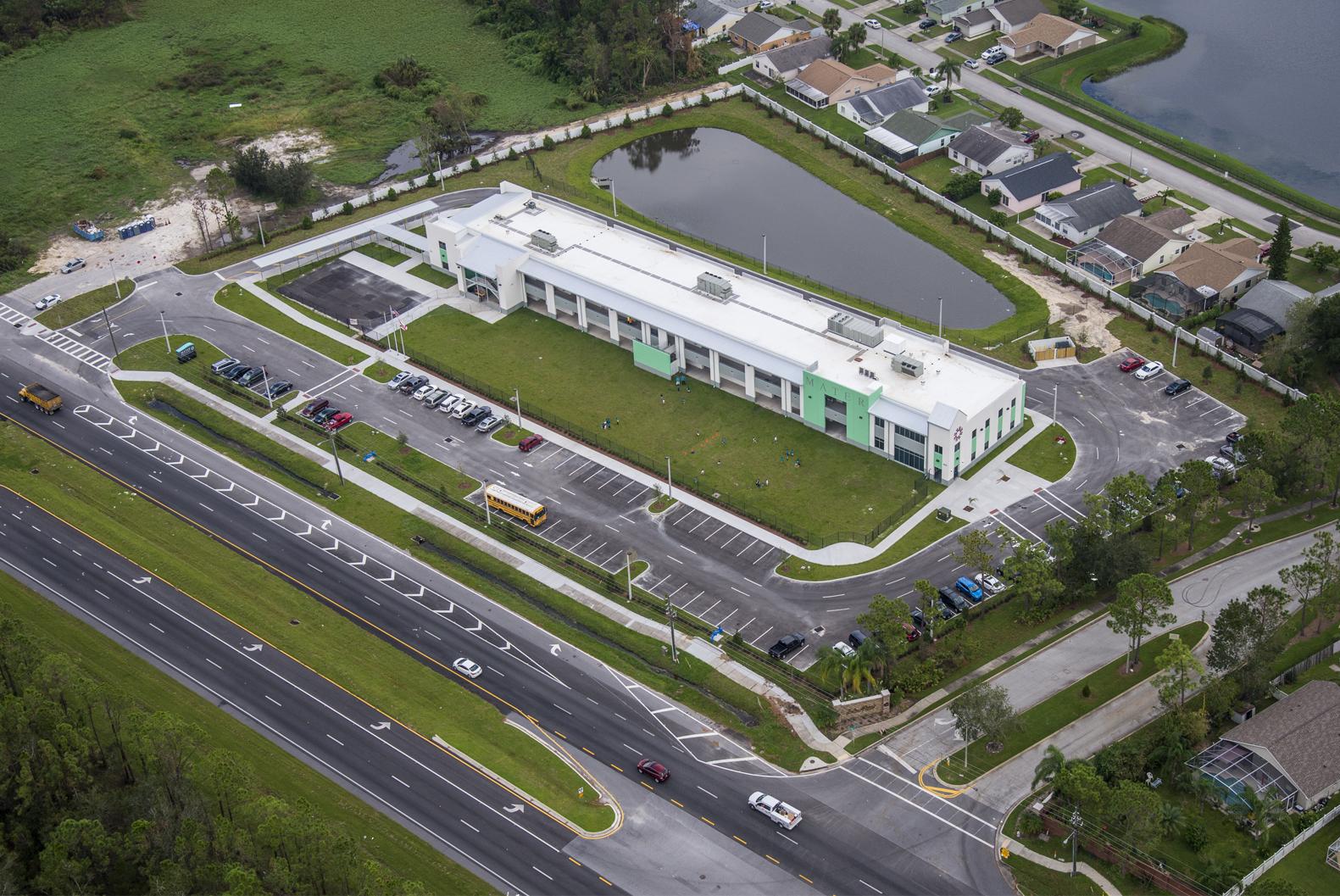Điểm Mạnh Của Dự Án Trường Bán Công Charter School Tại Florida – Dự án 35 – Mater Palms Academy