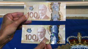 Cảnh Báo Tiền Canada Giả