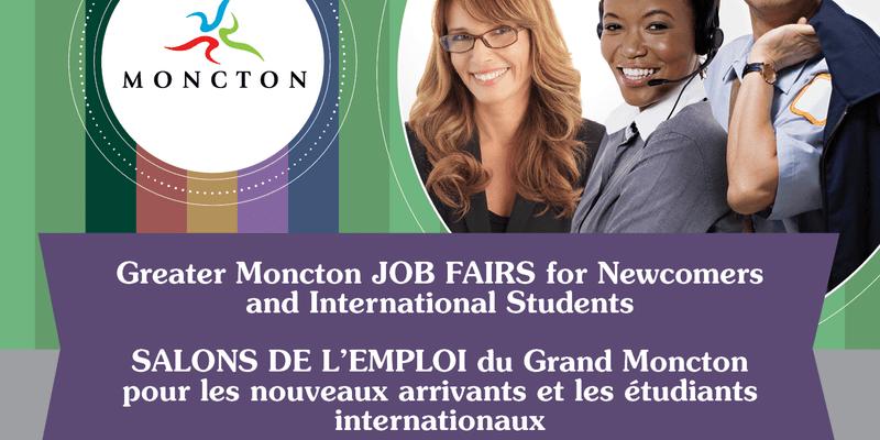 Hội chợ việc làm chuyên ngành dành riêng cho người mới nhập cư tại Moncton