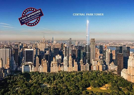 DỰ ÁN CENTRAL PARK TOWER