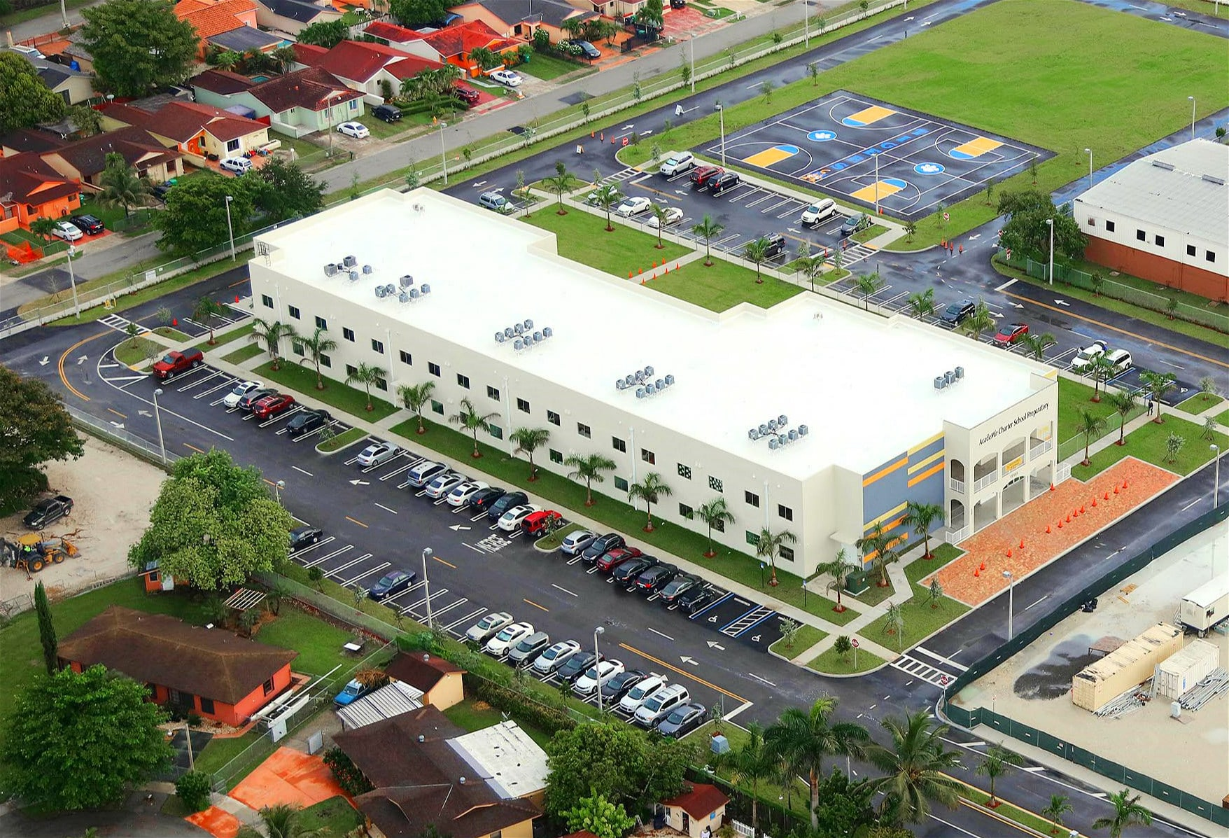 Dự Án EB-5 Trường Bán Công Tại Florida – Dự Án 39 (Academir Preparatory Academy Expansion)