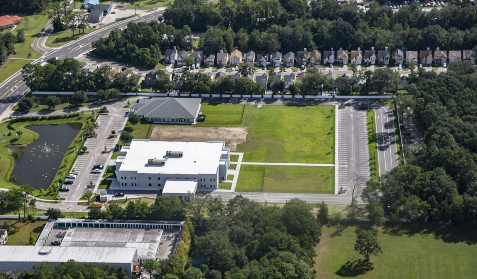 Cập Nhật Tiến Trình Xây Dựng Dự Án Charter School – 12B (North Jacksonville Stem Academy)