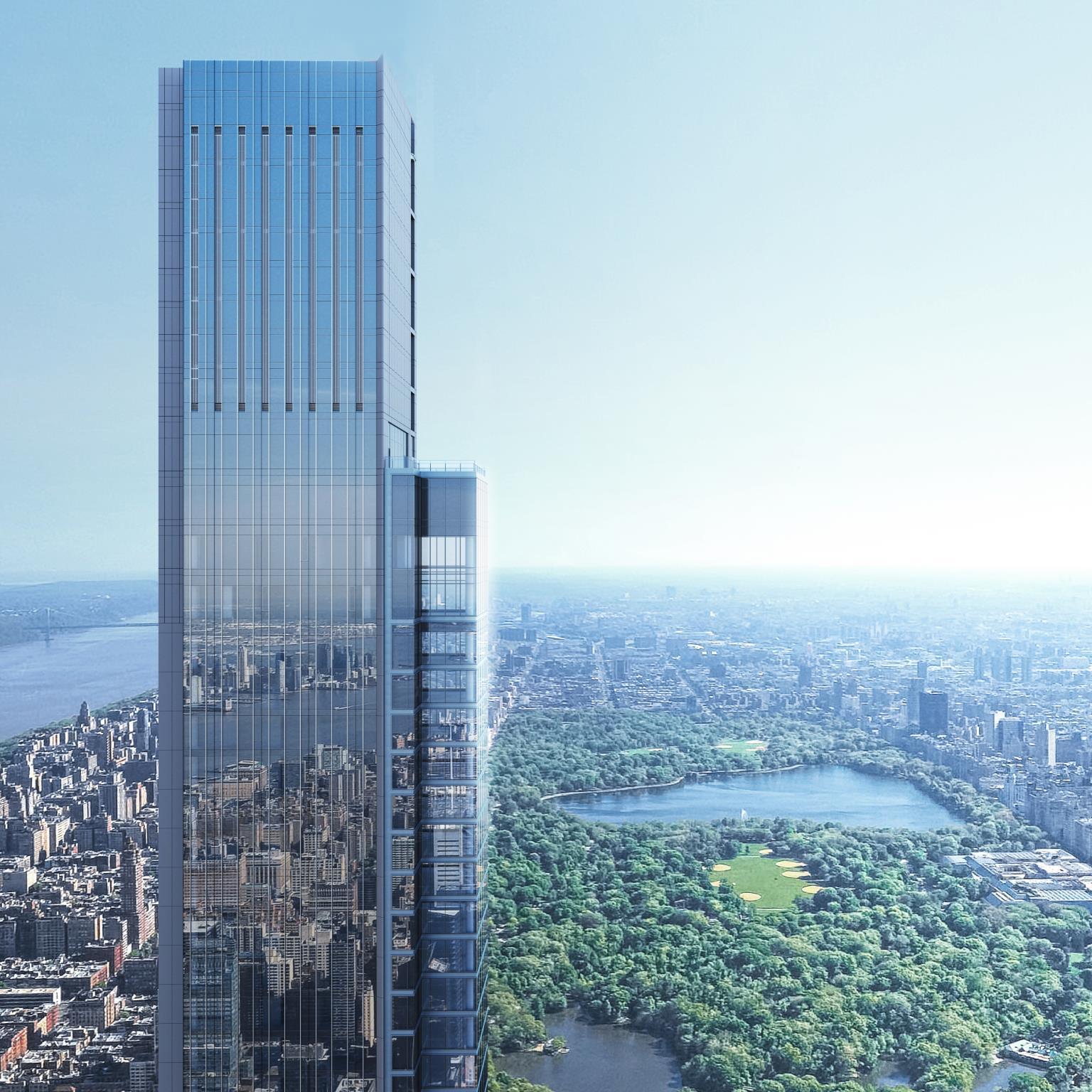 Cập nhật xây dựng dự án Central Park Tower tháng 06.2018