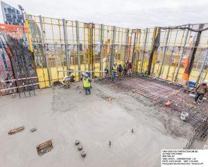 Cập nhật xây dựng dự án Central Park Tower tháng 03.2018 - 2