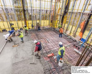Cập nhật xây dựng dự án Central Park Tower tháng 03.2018 - 3