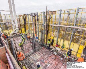 Cập nhật xây dựng dự án Central Park Tower tháng 03.2018 - 4