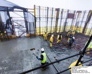 Cập nhật xây dựng dự án Central Park Tower tháng 04.2018