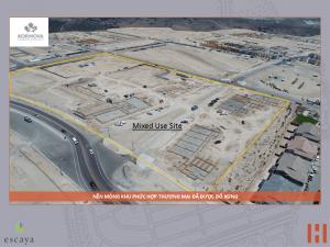 Cập nhật xây dựng dự án khu đô thị ESCAYA 29.06.2018 2