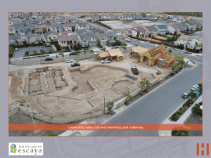 Cập Nhật Xây Dựng Dự Án Khu Đô Thị ESCAYA Ngày 29/05/2018