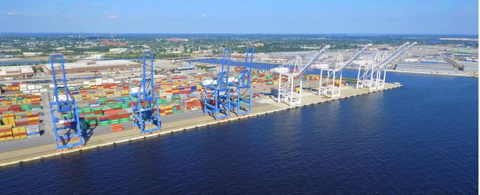 Dự Án Nâng Cấp Cảng Baltimore Hoàn Trả Tiền Đầu Tư 500.000 USD Cho Nhà Đầu Tư EB-5 Của Kornova
