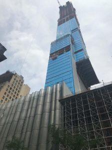 Cập nhật xây dựng dự án Central Park Tower tháng 06.2018 1
