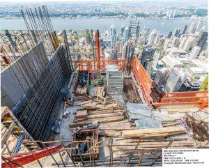 Cập nhật xây dựng dự án Central Park Tower tháng 08/2018 2