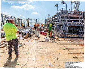 Cập nhật xây dựng dự án Central Park Tower tháng 08/2018 3