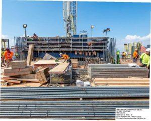 Cập nhật xây dựng dự án Central Park Tower tháng 08/2018 5