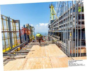 Cập nhật xây dựng dự án Central Park Tower tháng 08/2018 6