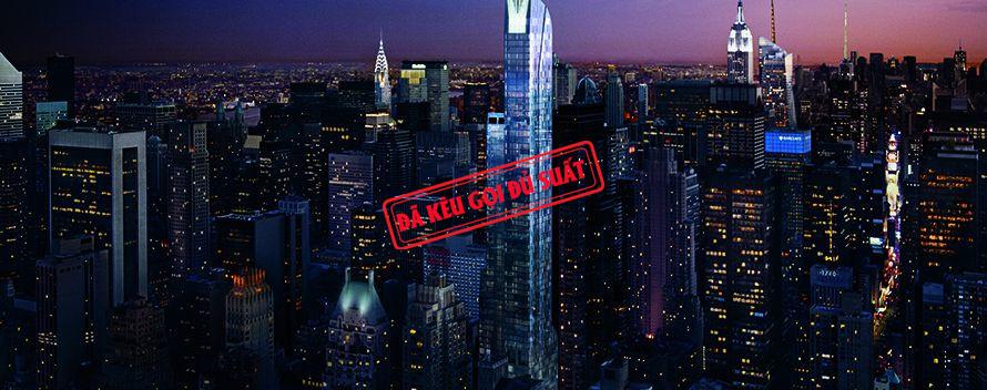 Cập Nhật Kinh Doanh Dự Án EB5 Tòa Tháp Thương Mại 555, New York Ngày 01/02/2017