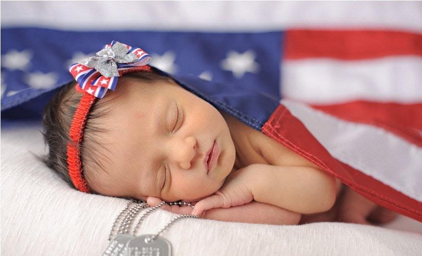 2021 Sinh Con Tại Mỹ Có Lấy Được Quốc Tịch Mỹ Hay Không?