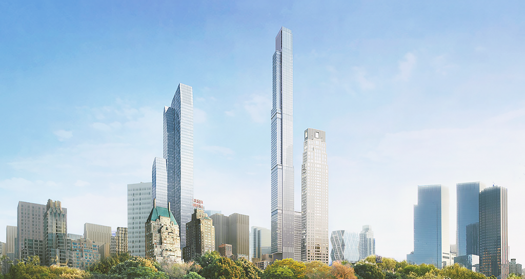 Cập Nhật Xây Dựng Dự Án Central Park Tower Tháng 10/2018