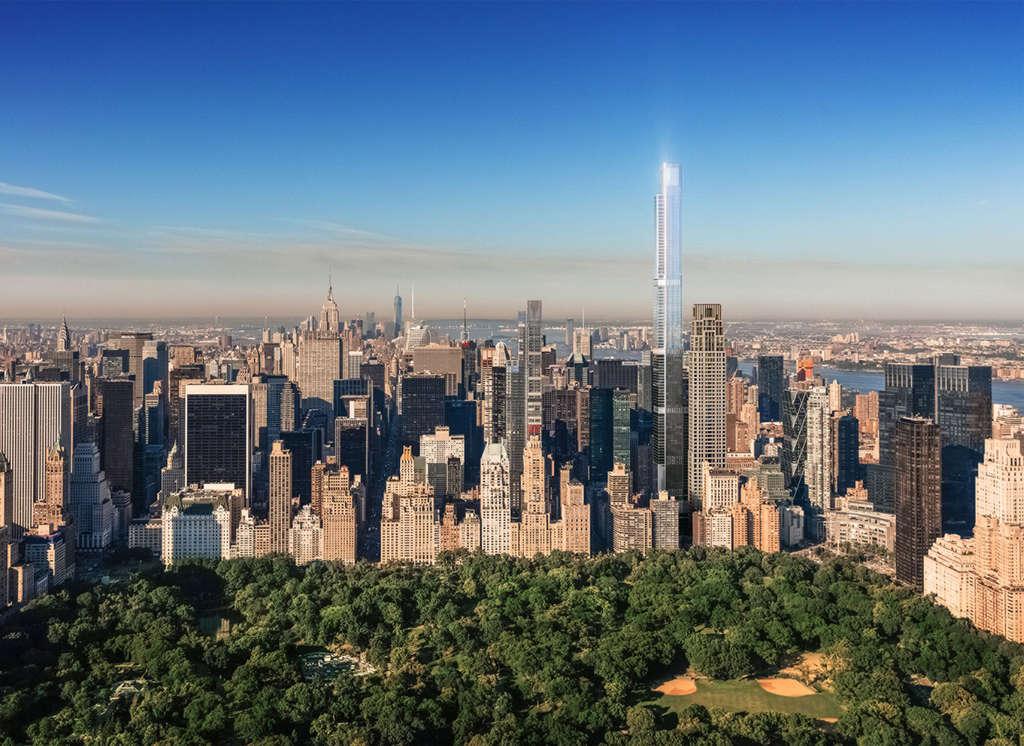 Cập Nhật Xây Dựng Dự Án Central Park Tower Tháng 09/2018