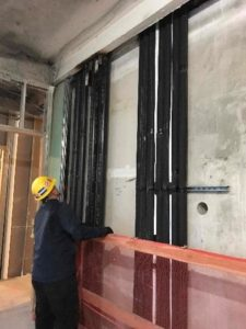 Cập Nhật Xây Dựng Dự Án Khách Sạn 9Orchard Tháng 10/2018 - 27
