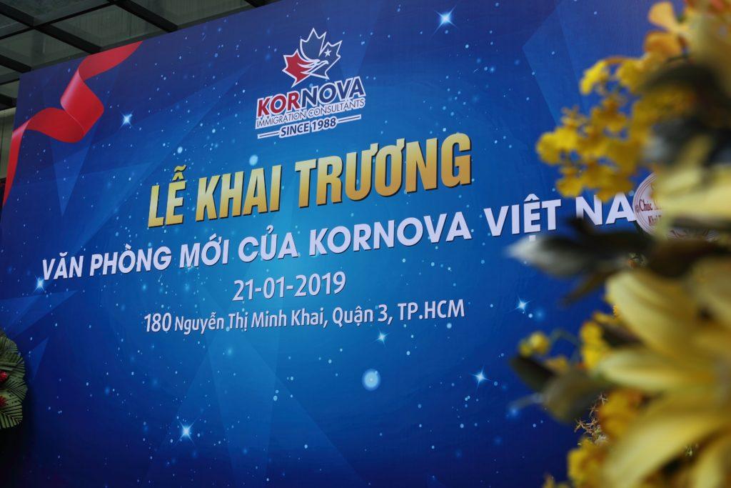 Văn Phòng Kornova Việt Nam Chính Thức Khai Trương Tại Địa Điểm Làm Việc Mới